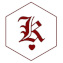 Kaufmann Appartements Logo mit Herz 63x63