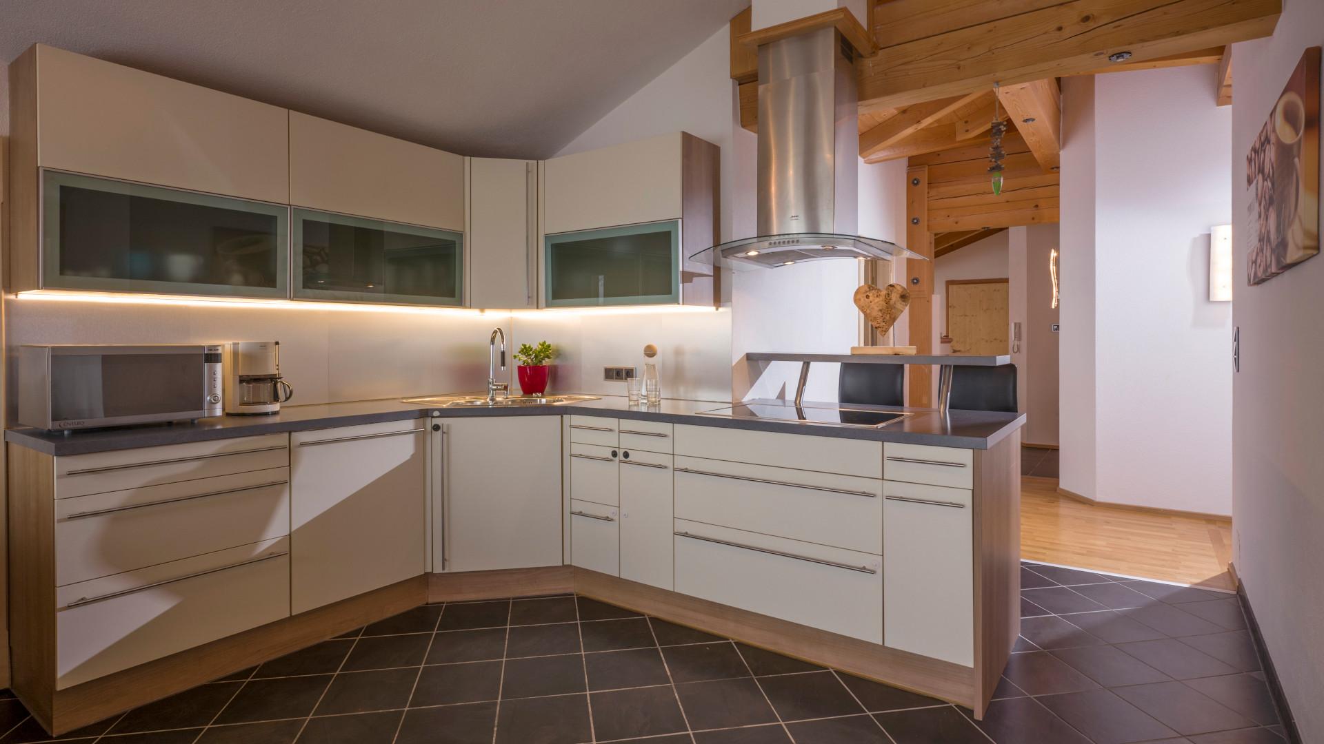 Panoramablick Küche 1920x1080