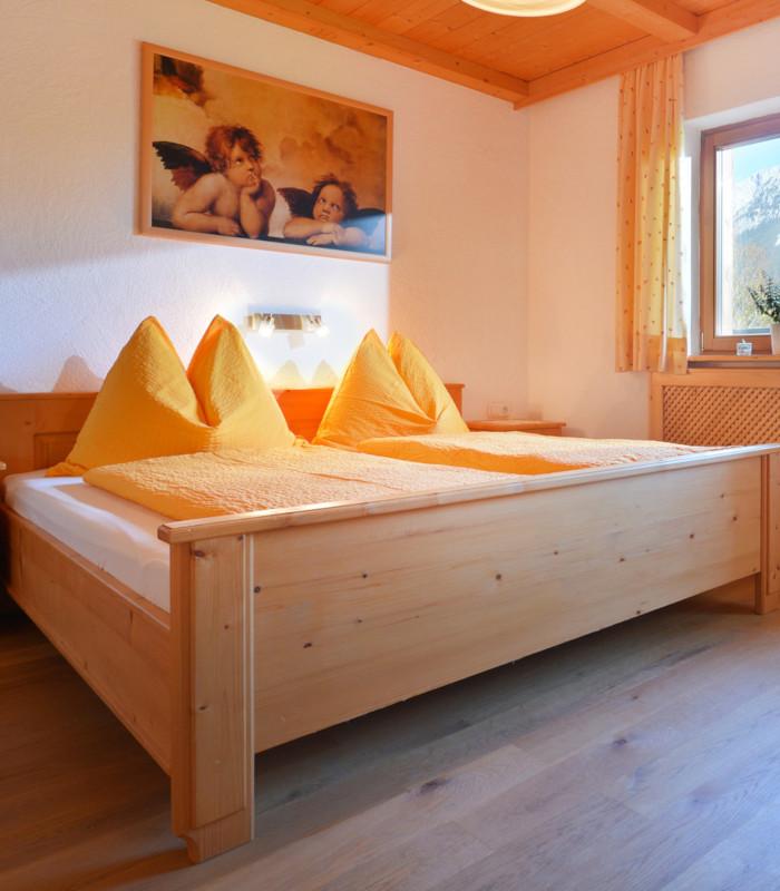 Wilder Kaiser Schlafzimmer 700x800